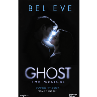 Ghost the Musical Believe Piccadilly Theatre